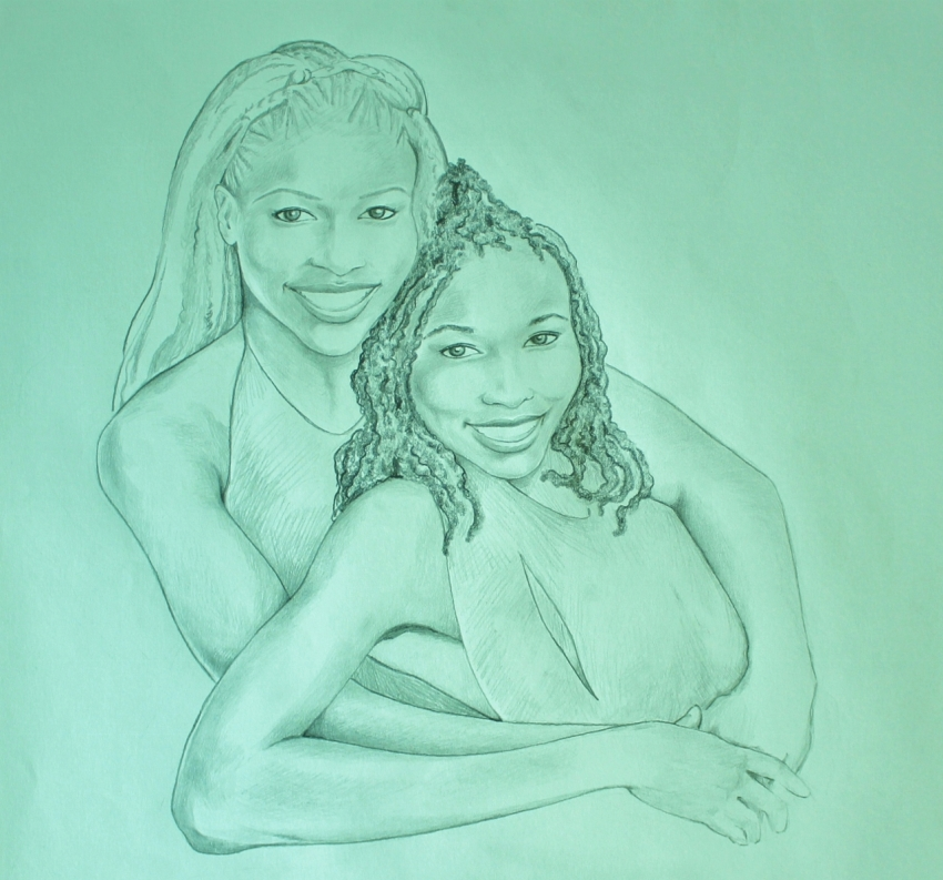 Venus Williams, Serena Williams by bigd4787